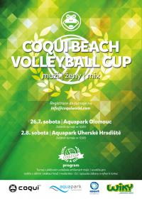 Coqui Beach Volleyball Cup 2014